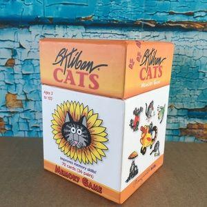 B. Kliban Cats Memory Cards Game + Free Card Deck
